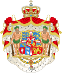 Royal Coat of Arms of Denmark (1819-1903).svg