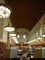 Starr Reading Room in de Sterling Memorial Library