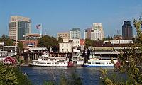The Sacramento Riverfront