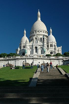 Image illustrative de l'article Basilique du Sacré-Cœur de Montmartre