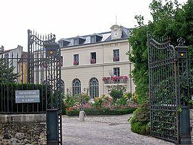 La mairie de Saint-Germain-en-Laye