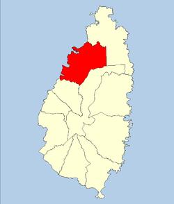 Sainte-Lucie - district de Castries.png