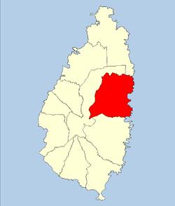 Sainte-Lucie - district de Dennery.png