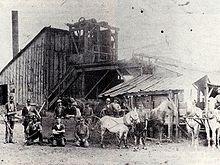 Oskaloosa coal mine.
