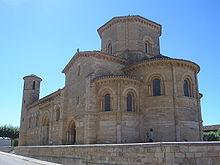 Église de Saint Martin de Tours à Frómista
