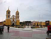 San Pedro de Lloc Peru plaza.jpg