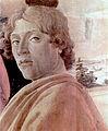 Autoportrait de Botticelli, publié vers 1475