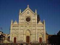 Image illustrative de l'article Basilique Santa Croce de Florence