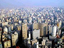 São Paulo es la mayor ciudad de Brasil, y muy estimada por el turismo de negocios