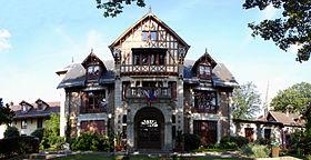 Sarcelles - Hotel de ville - Panoramique 01.jpg