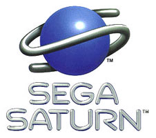 The Sega Saturn Logo