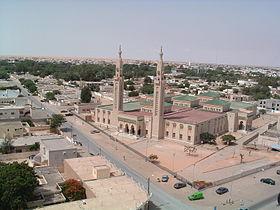 Saudi mosque in Nouakchott.jpg