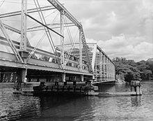 Saugatuck River Bridge