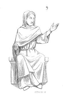 Sculpture de la cathédrale de Laon (exemple d'allégorie)
