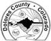 Seal of Dolores County, Colorado