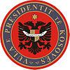 Seal of the President of Kosovo.jpg