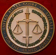Seal of the United States Court of Appeals for the Armed Forces.PNG