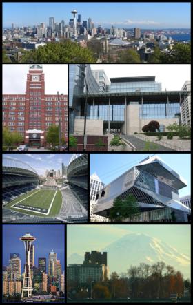 Image illustrative de l'article Seattle