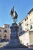 Monumento al Comunero Juan Bravo