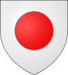 Image du blason des seigneurs de Montpellier