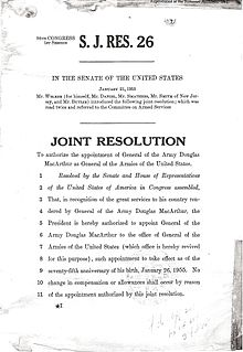 "Document saying ""Joint resolution""."