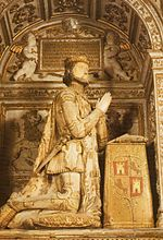 Sepulcro de Juan I, rey de Castilla y León. Capilla de los Reyes Nuevos de la Catedral de Toledo.jpg