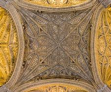 Bóveda de estrella (Catedral de Sevilla)
