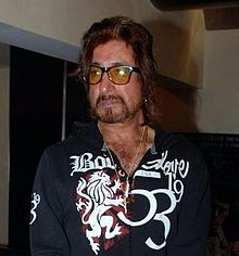 Shakti Kapoor at Naughty @ 40 First Look Launch