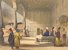 Shuja Shah Durrani of Afghanistan in 1839.jpg