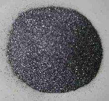 Poudre de silicium