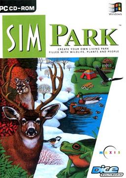 """""""SimPark"""" Cover Art"""