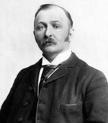 Photo du 12e premier ministre du Québec, Simon-Napoléon Parent