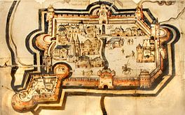 Sittard 1538. Archief Düsseldorf