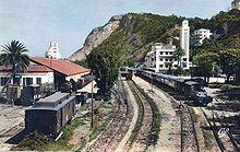 La gare de Skikda au XXe siècle
