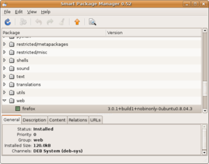 Smart Package Manager