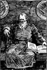Snorri Sturluson, patriarch of the Sturlungar clan