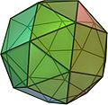 Snub hexahedron (Ccw)