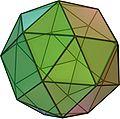 Snub hexahedron (Cw)