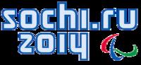 Sochi 2014 Winter Paralympics official logo