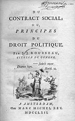 Première édition, Amsterdam, 1762.