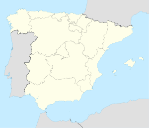 (Voir situation sur carte: Espagne)