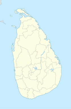Colombo is located in Sri Lanka
