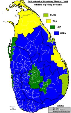 Sri Lankan Parliamentary Election 2004.png