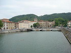 Image illustrative de l'article Saint-Vallier (Drôme)