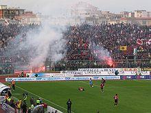 Stadio Armando Picchi, Livorno, Italy - (Livorno - Udinese)