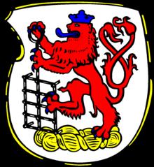 Blason de Wuppertal