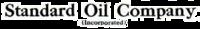 Standard Oil Company logo c. 1911