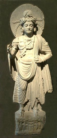 Standing Bodhisattva Gandhara Musee Guimet.jpg