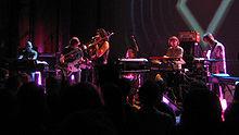Stereolab en concert