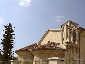 Église Saint-Paul à Tarse.